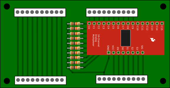Soldering Control Circuit and LattePanda Connections