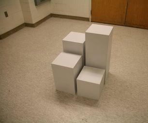 How to Build a Pedestal