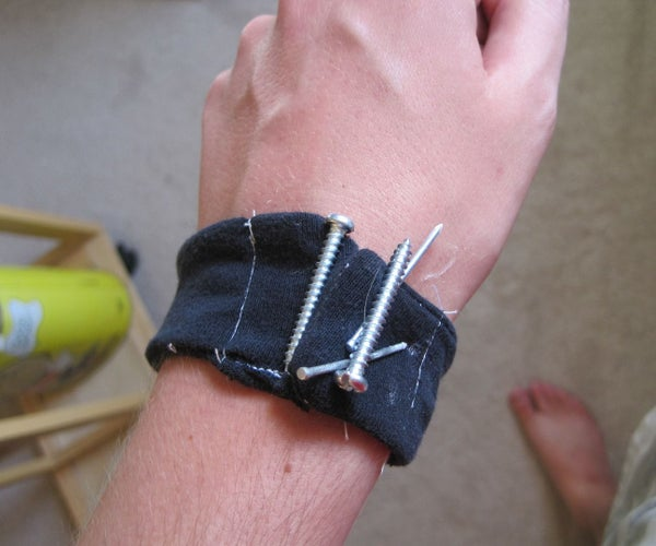 Ten Minute Magnetic Wristband