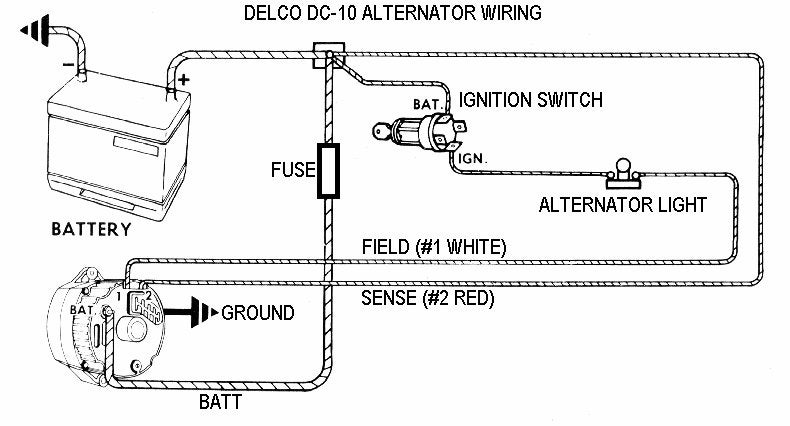 6 Volt Positive Ground Alternator Wiring Diagram from content.instructables.com