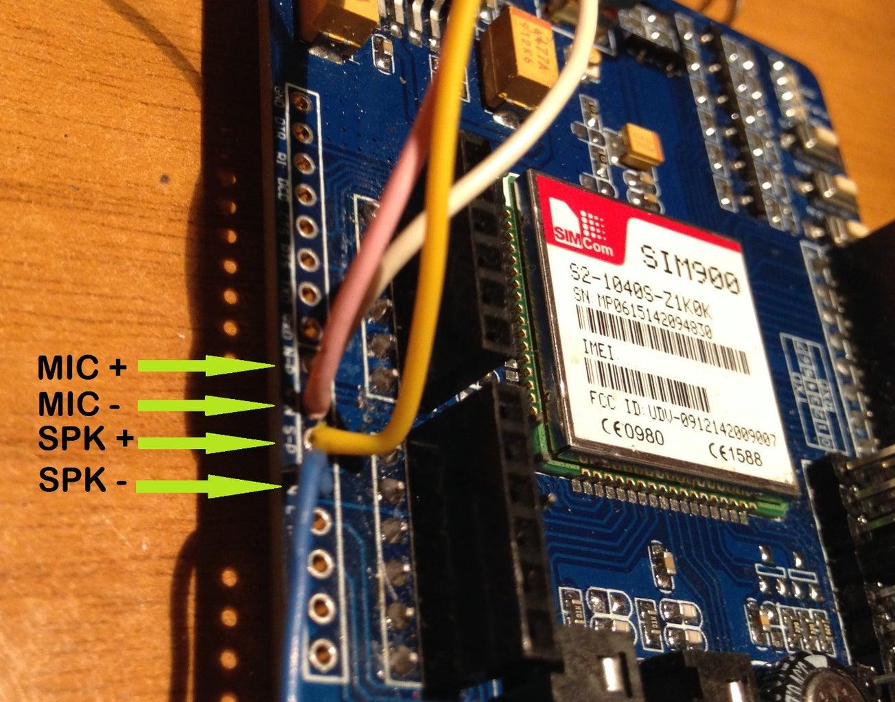 SIM900 GSM Shield