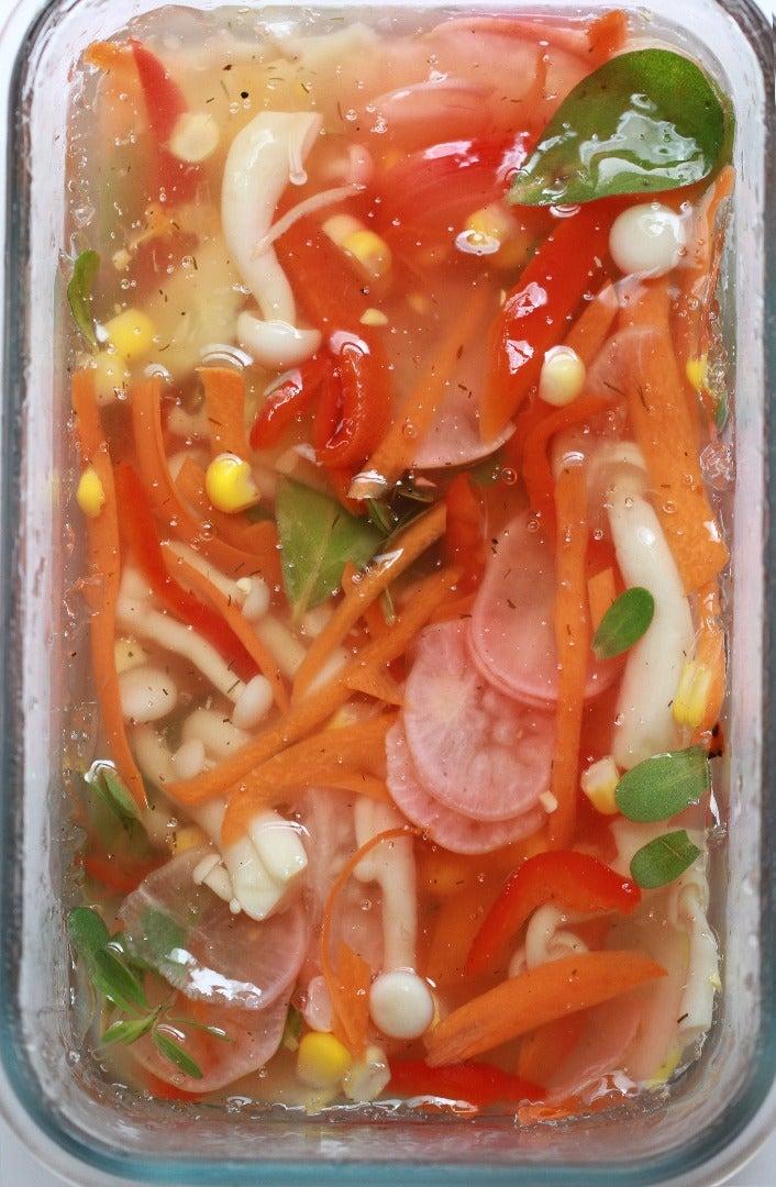Vegetable Jelly Salad