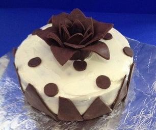 Polka Dot Cake (How to Make)