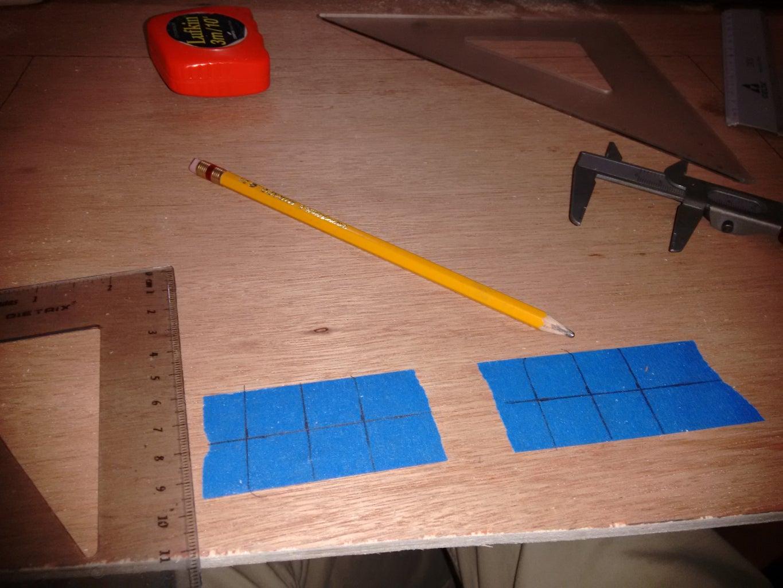 Cutting 101: Drawer Cabinet Panels.