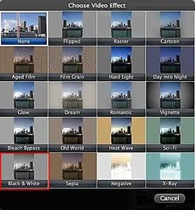 Use IMovie