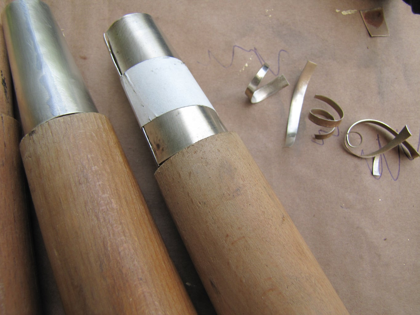 Bending the Brass on the Wood