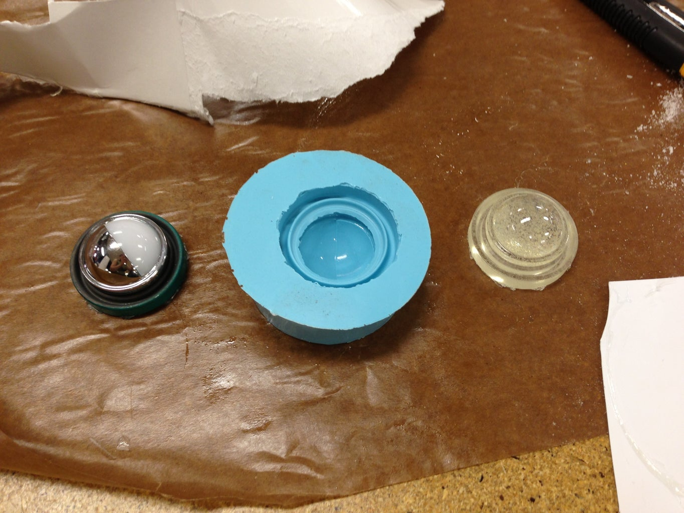 Trying My Hand At: Mold Making and Casting With Silicone RTV [Pittsburgh Tech Shop]