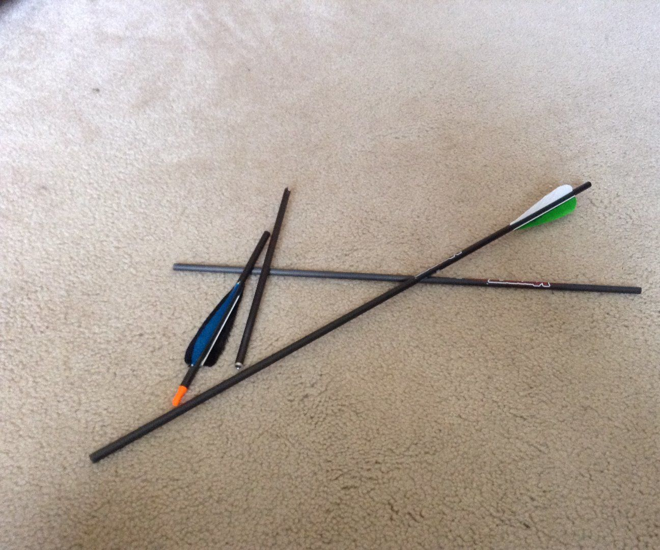 4 uses for broken arrows