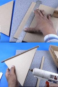 Let's Cut Cardboard Strips!