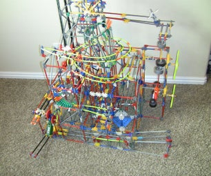 Regent Knex Ball Machine