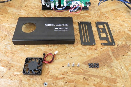 Assembly of PCB Case