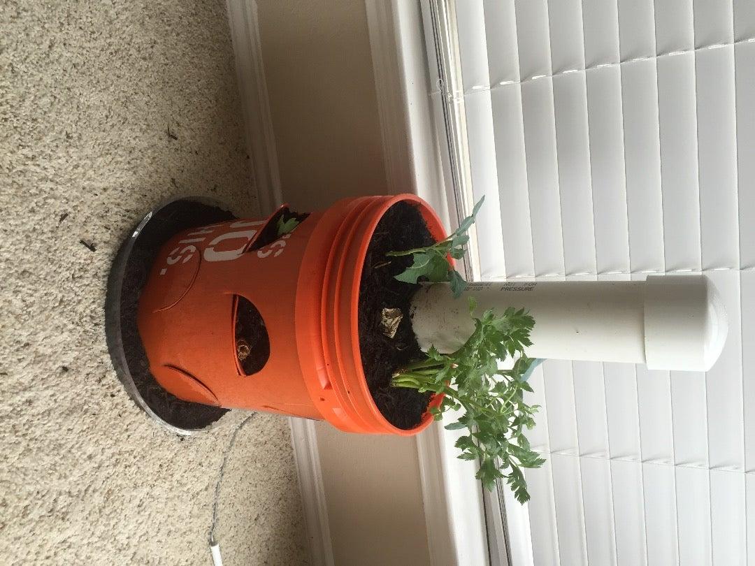Self Composting Indoor Garden