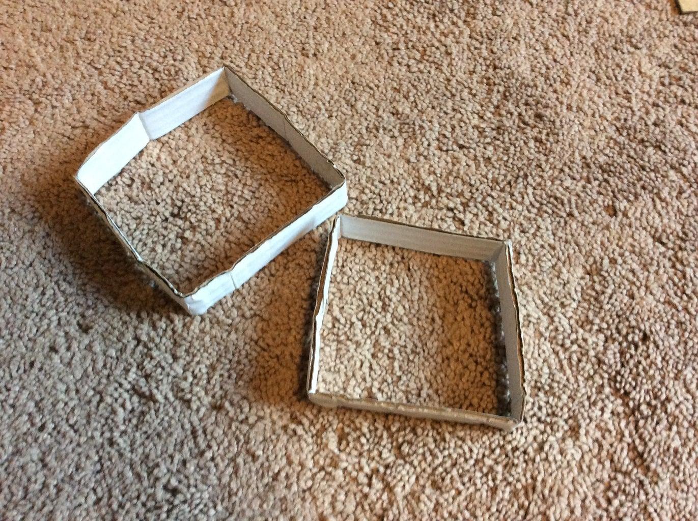 Prepare the Tilting Frames