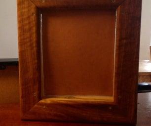 Cat Door in Teak&Leather