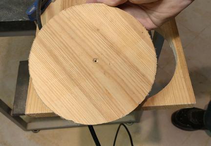Cutting Circles!