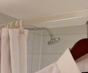 Coat-hanger Hook for Hotels