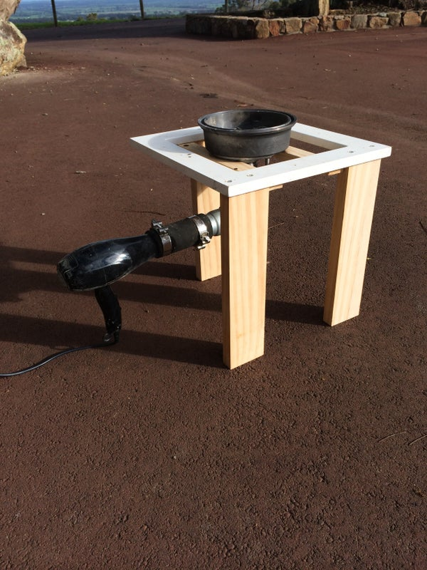 How to Make a Brake Drum Forge