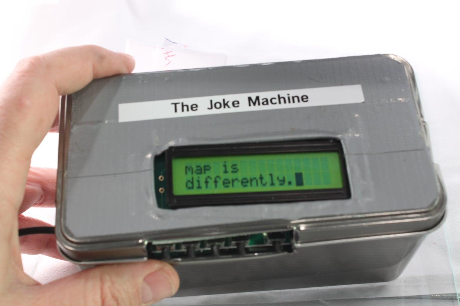 Customizing the Quote Machine