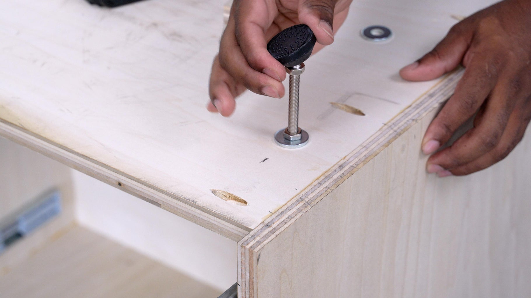 Build the Lower Cabinets