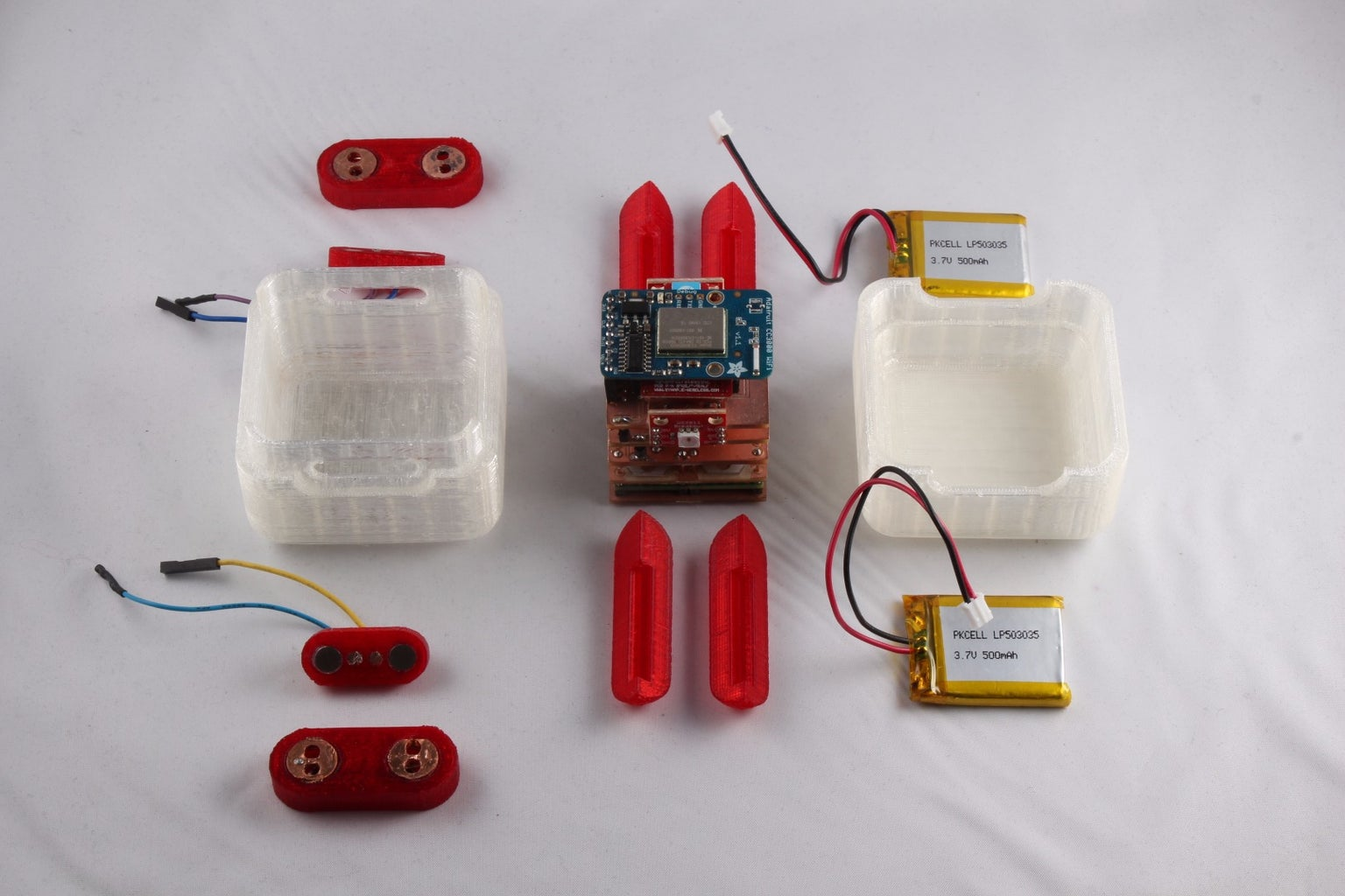 Exploratory Design and Fabrication for Custom Devices