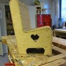 Project stoel Lida Heutink