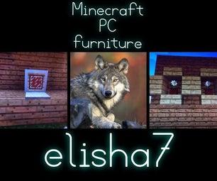 Minecraft PC Furniture