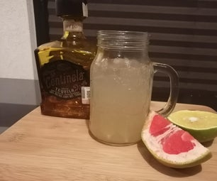 'Cantarito' -  Perfect September Cocktail - Traditional Mexican Cocktail