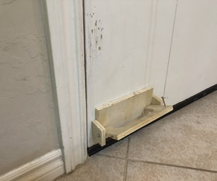 Simple Foot Door Opener