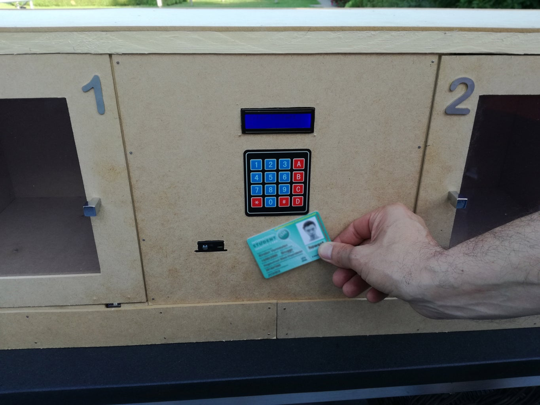 SmartPost: Smart Postal Package Locker