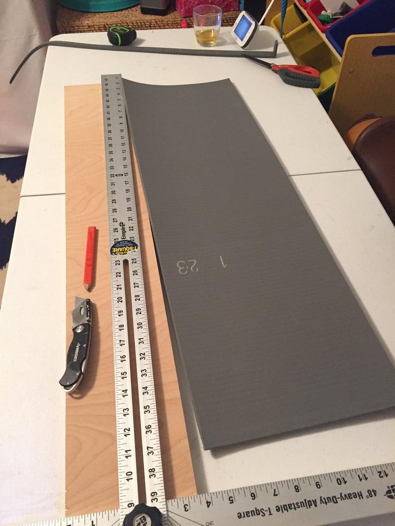 Measure and Cut the Runs