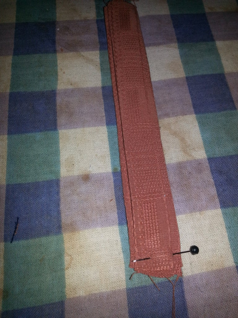 Jig 3: Weaving the Fabric