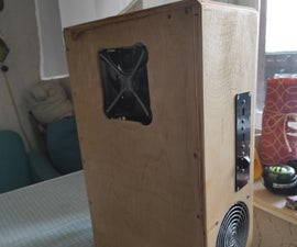 PC Box From Recycle Bin