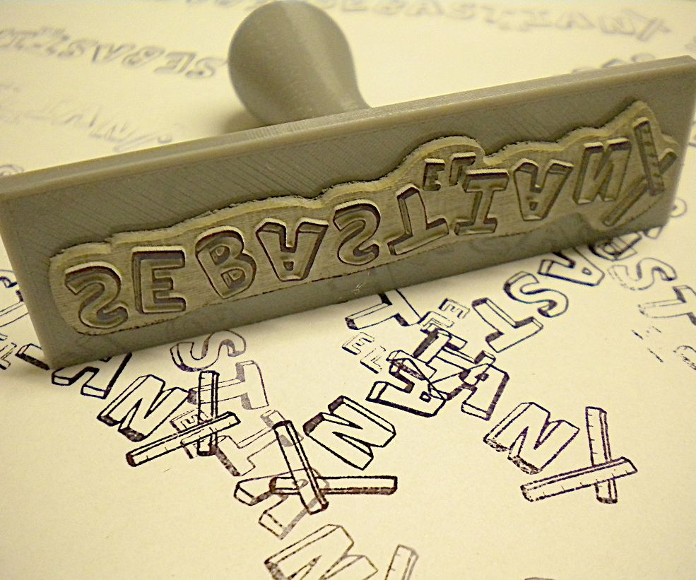 Customized Stamp
