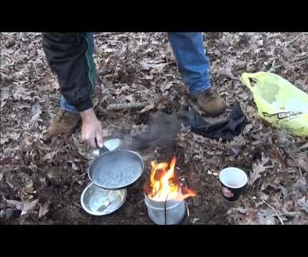 Build a Backpacking Stove for Under $10