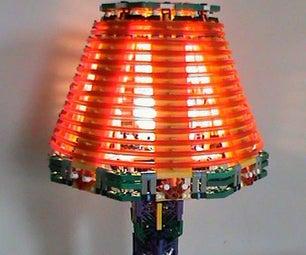 K'nex Lamp