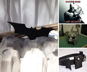 Holy 15 Great Batman Instructables!