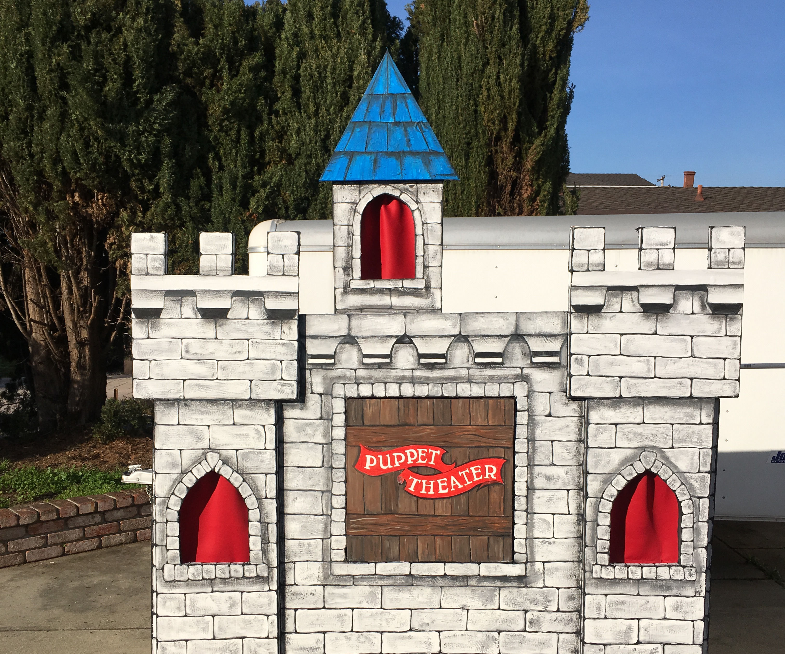 Toy Puppet Theater