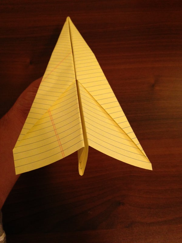 How to Build a Paper Airplane