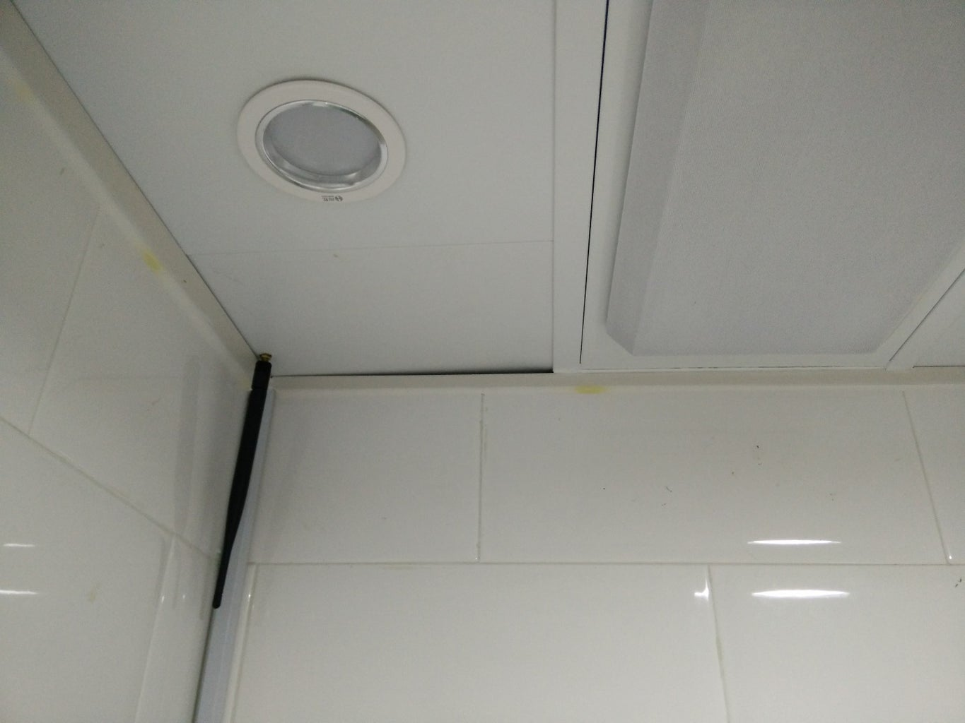 Step 4: Cover Up the Drop Ceiling