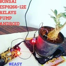 #DIY# How to grow Bonsai (or any plant) using Internet of things (IOT)