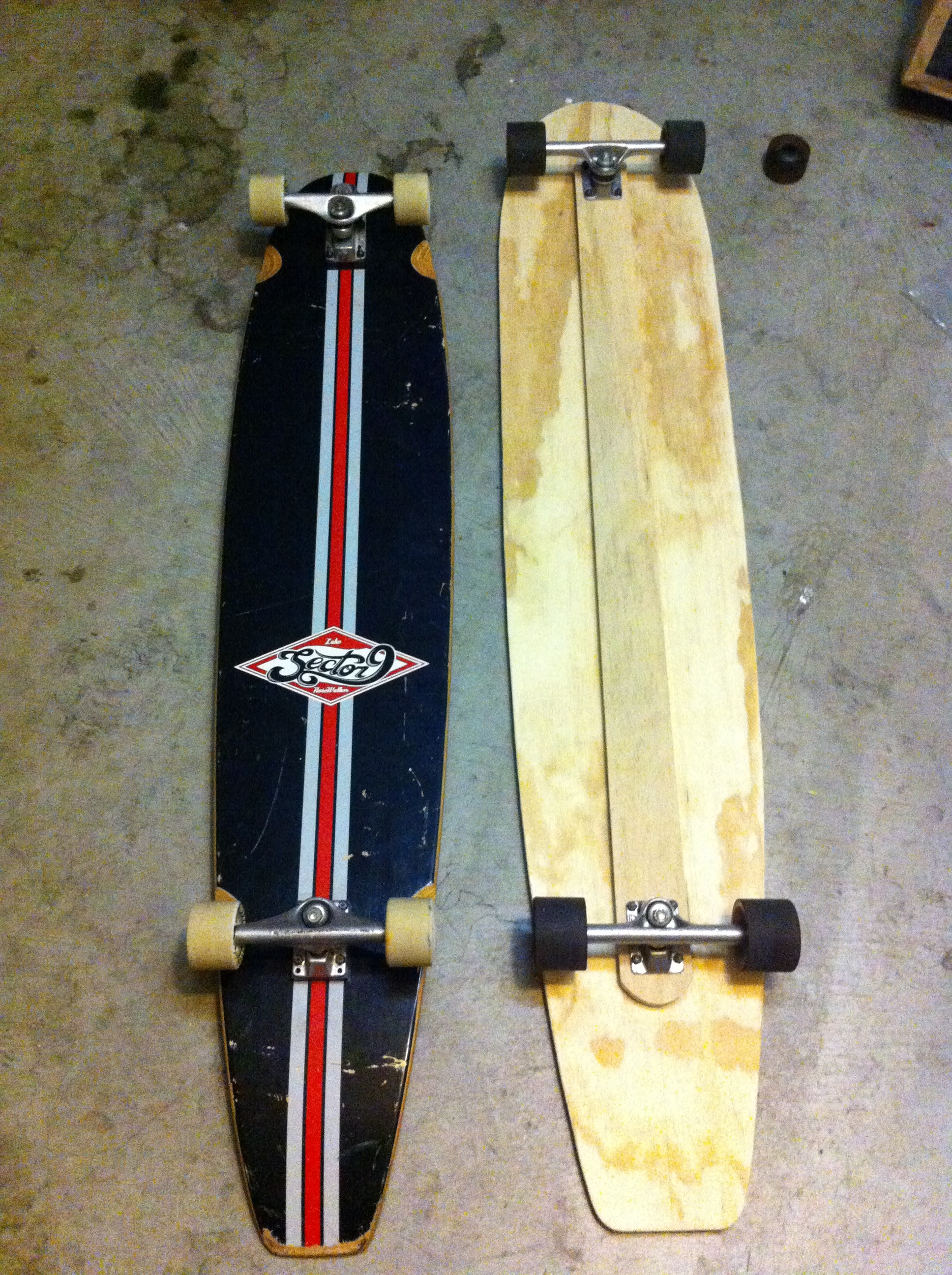 Longboard Surfing Trainer or Out-of-the-Blue Gift