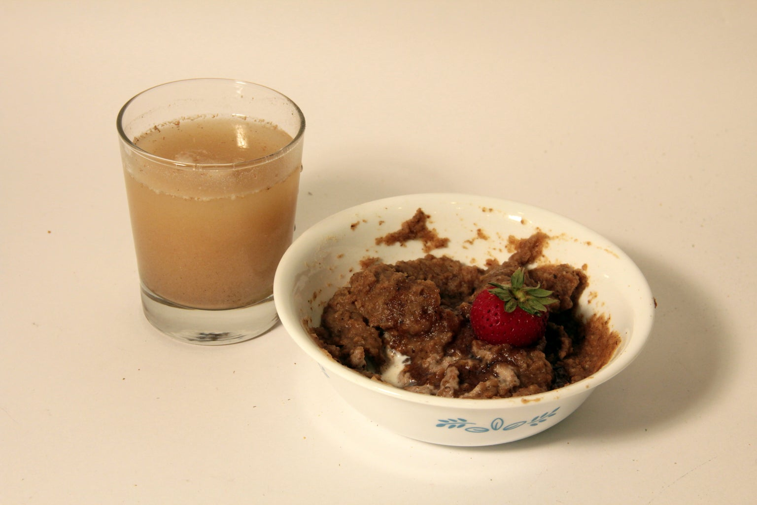 Gruel (Toasted Flour Water)