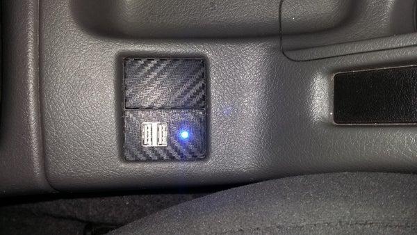 USB Power Socket in the Car