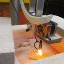 Glass Fused Filament Deposition Modeling (FFDM)