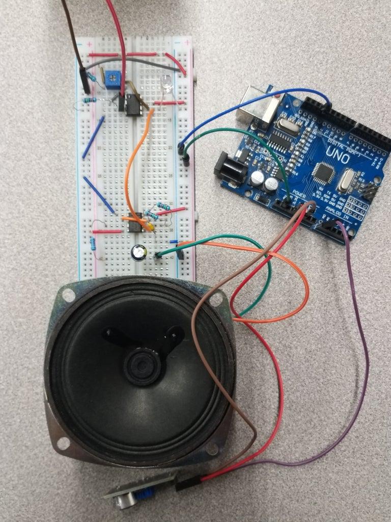 Adjusting the Circuit (Fine Tuning)