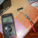 Joule Thief From 0.75V to 1.8V