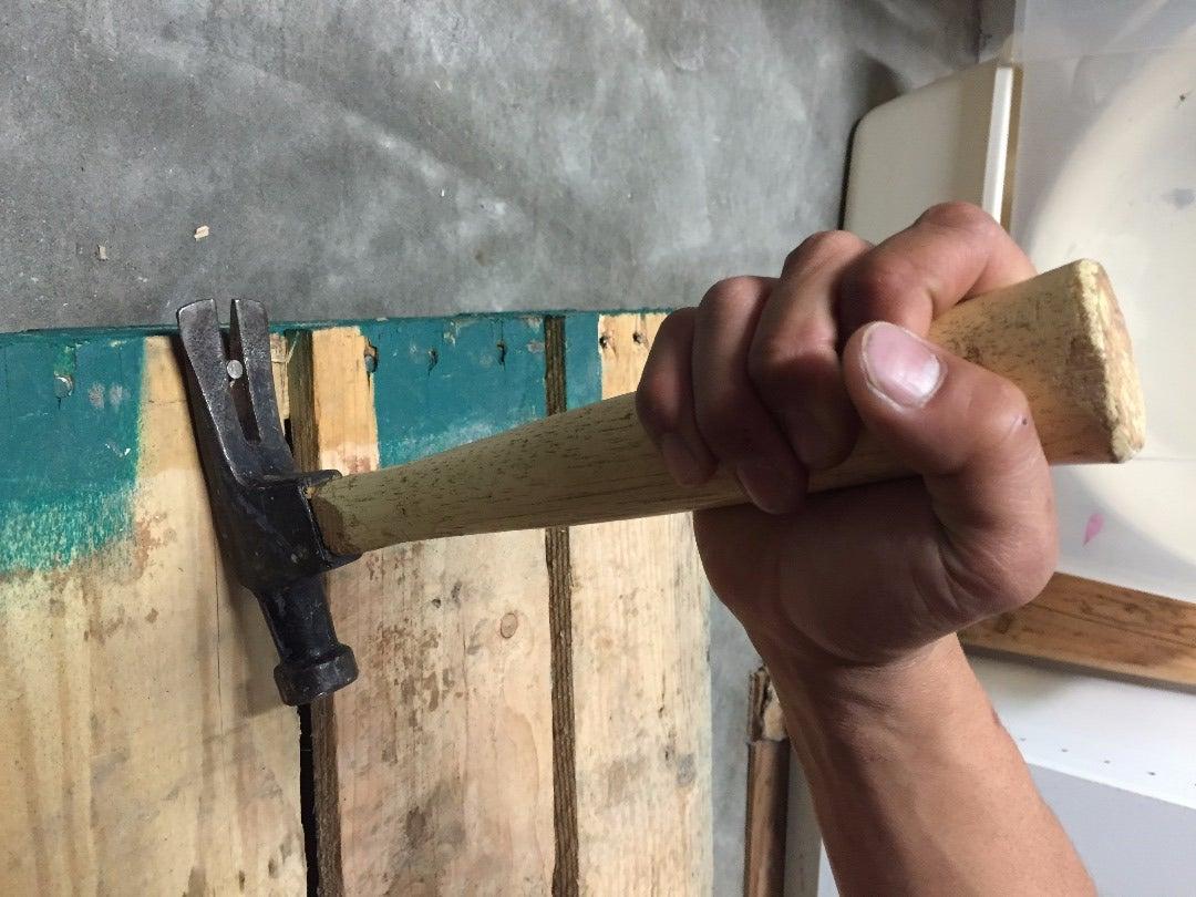 Remove Nails