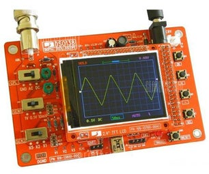 Overview of Inexpensive Oscilloscope Kit