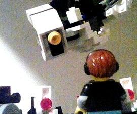 Lego GLaDOS Boss Fight