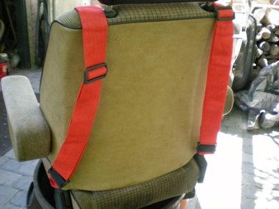 Seat Heat Exchanger